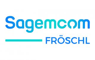 Logo Sagemcom Fröschl
