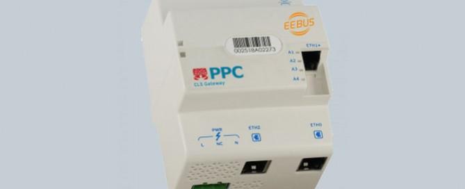 PPC CLS Gateway EEBUS