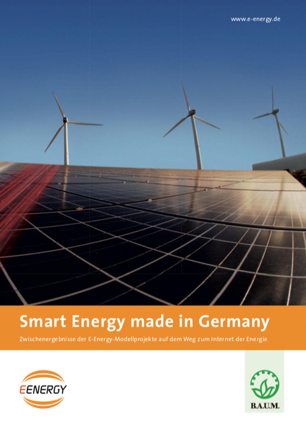 E-Energy Erkenntnisse