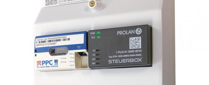 PPC SMGW Steuerbox Prolan