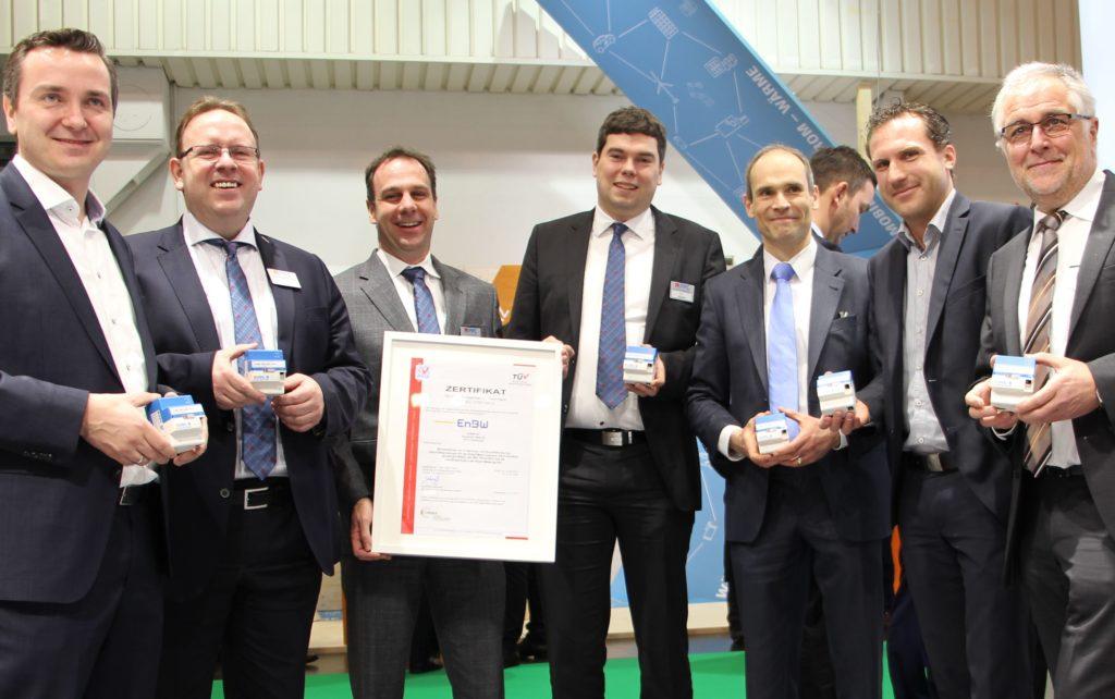 EnBW Unterzeichnung Kooperation