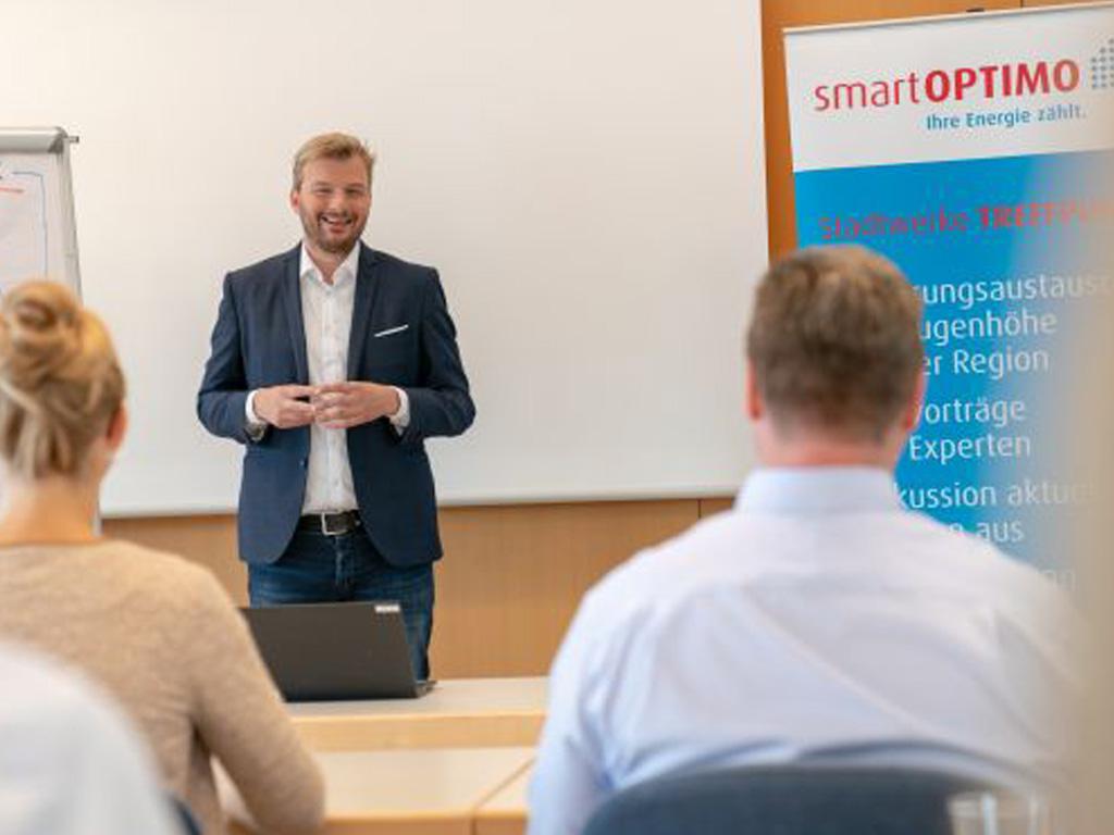 SmartOptimo Netz- und Vertriebsforum 2020