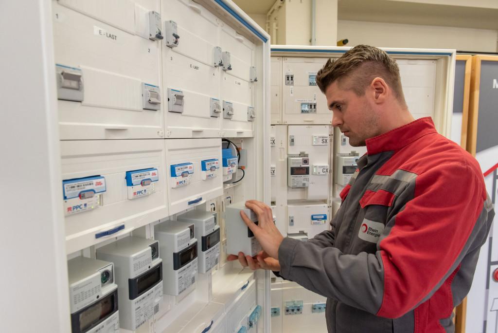 Smart Meter Rheinenergie